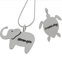 Blue Turtles' Animal Charms