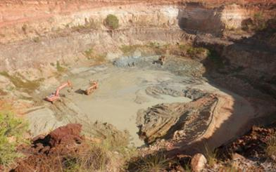 Operations at the Merlin diamond mine recommenced in October 2016