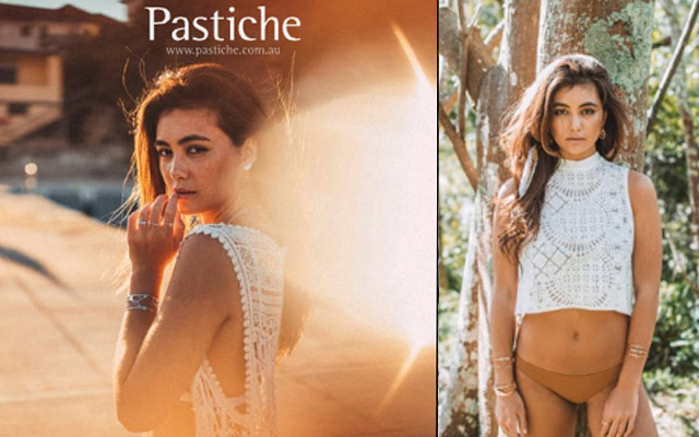 Pastiche celebrated its 30 year anniversary with a visual merchandising contest