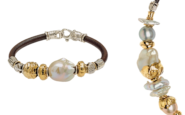 Collective Designs' Misani bracelet