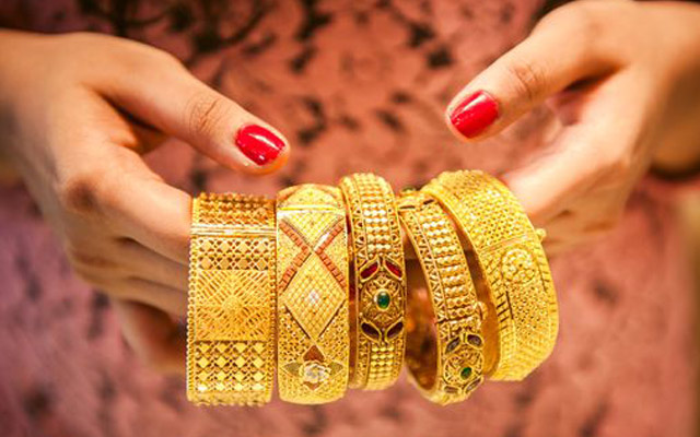 According to the WGC, gold jewellery demand fell to a seven-year low in 2016
