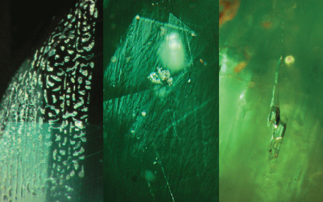 Understanding inclusions: part 3 emerald - Jeweller Magazine