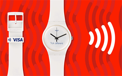 "Apple recently lodged a complaint against Swatch Group over the watchmaker's use of the phrase 'Tick different'. Image courtesy: <a href=""https://www.swatch.com/en/watches/sviw102-5000-swatch-bellamy-tick-different/"" target=""_blank"">Swatch</a>"