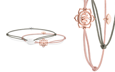 Thomas Sabo's Little Secrets bracelets