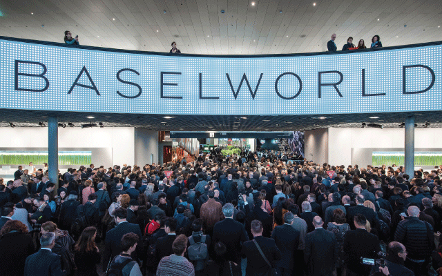 Image courtesy: Baselworld