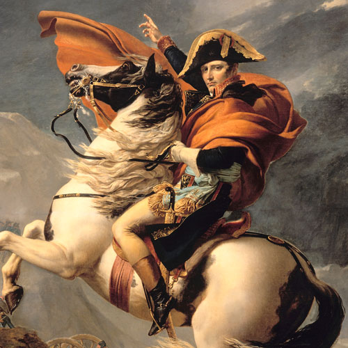 Jacques-Louis DAVID French 1748–1825 Napoleon Bonaparte