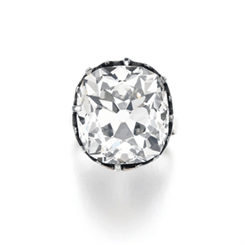 A diamond purchased for £10 is expected to fetch £350,000. Image courtesy: Sotheby's
