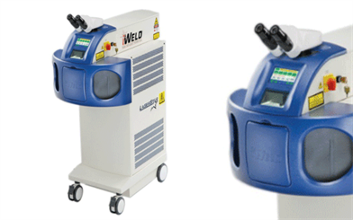 LaserStar's 970 Series iWeld Professional laser welding system