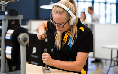 This year, the International Jewellery Fair will co-host skilled-based competitions with WorldSkills Australia. Image courtesy: WorldSkills Australia