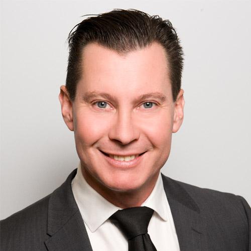 Scott Patchett, general manager Daniel Wellington Australia
