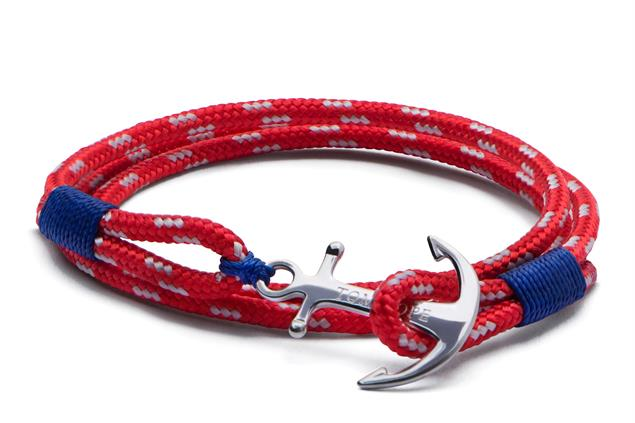 The bracelets are available in a range of colour variations