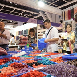 The Hong Jewellery & Gem Fair in June has experienced an impressive increase in exhibitors.
