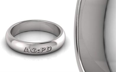 Chemgold's silver and palladium alloy, AGPD