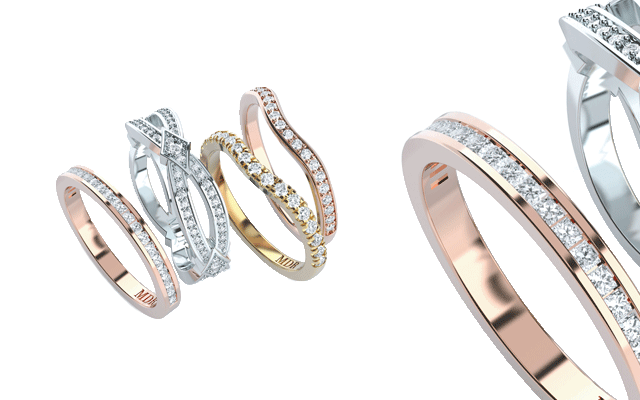 Palloys' My Dream Ring range