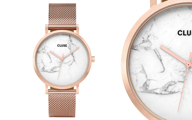 Cluse's La Roche and Mesh watch