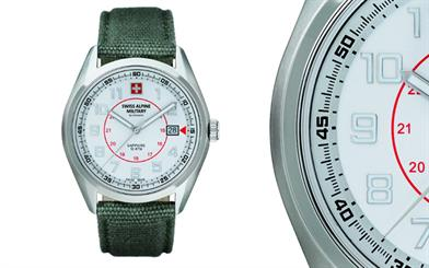Swiss Alpine Military's watch