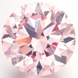 Harry Winston has bought back its Pink Martian diamond