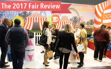 This year's fair, held at the new ICC, delivered a bevy of new products and initiatives