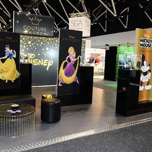Couture Kingdom unveiled its new look
