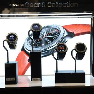 Sams Group Australia launched the Samsung Gear S3