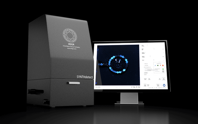 De Beers Group's IIDGR has released its synthetic screening machine