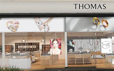 The new store design in Warrnambool, Victoria