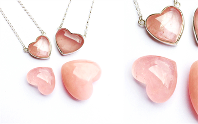 Entia Jewellery's gemstones and gemset necklaces