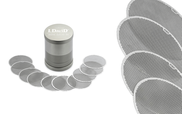 iDavid's diamond sieves