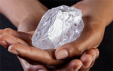 "The world's largest diamond has sold 12 months after hitting the market. Image courtesy: <a href="" https://www.graffdiamonds.com/archives/graff-acquires-the-worlds-largest-rough-diamond/"" target=""_blank"">Graff Diamonds</a>"