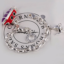 An example of counterfeit Thomas Sabo jewellery