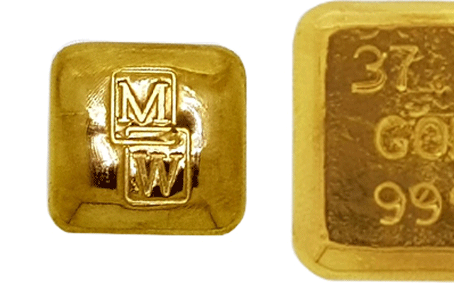 Morris and Watson's luong gold cast bar