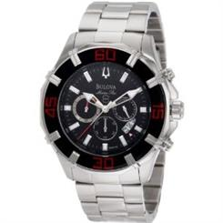Bulova watch from the Solano collection