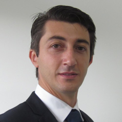 Roberto Ulas, TWM Co chief operating officer