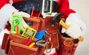 Team collaboration tools can reduce stress at christmas