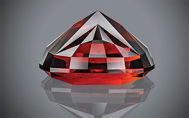 High-quality gemstone faceting is the way of the future