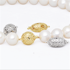 Pacific Pearl clasps