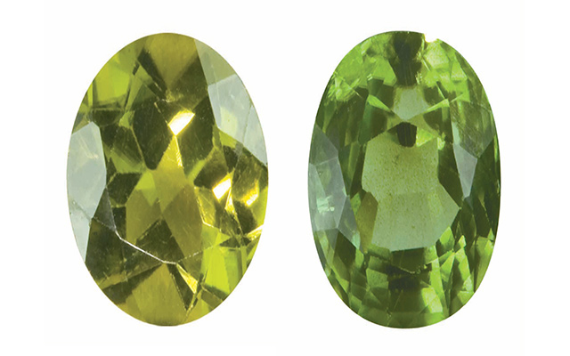 b17e14ea2a9 Colour Investigation  Peridot - Jeweller Magazine  Jewellery News ...