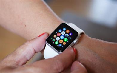 Apple reportedly sold more watches than the Swiss watch industry in the final quarter of 2017. Image courtesy: The Times