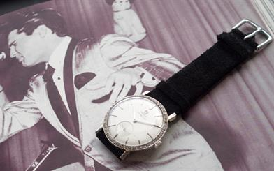 "A watch that was given to Elvis during a ""significant"" time in his career is up for auction"