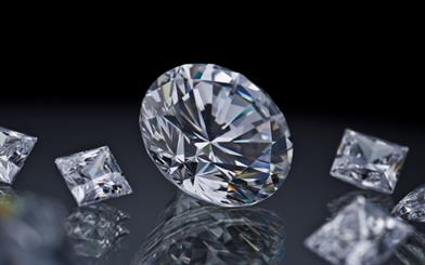 Hidden loose diamonds were recently discovered at a Queensland rental property