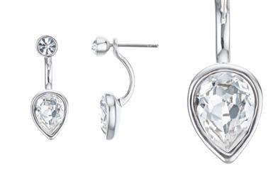 Buckley London's Hatton Two Way Earrings