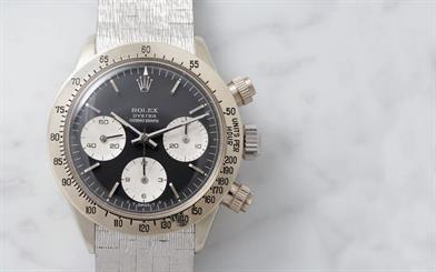 "A watched dubbed ""The Unicorn"" is hitting the auction block"