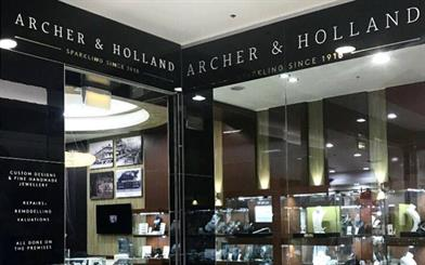 Centenary celebrations are currently underway for Adelaide jeweller Archer & Holland