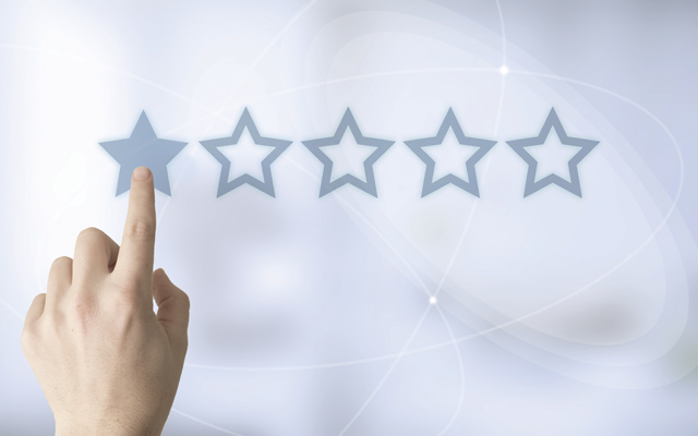 Are customers giving you 1-star ratings?