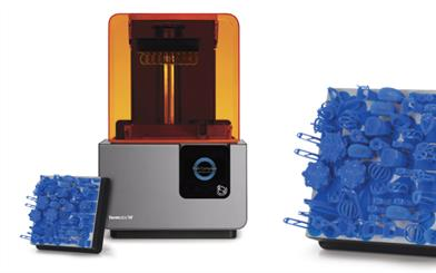 LST Group's Form2 3D Printer