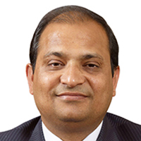 Pramod Kumar Agrawal, chairman of GJEPC