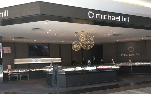 Michael Hill has announced its quarterly financial results on the back of its new retail strategy