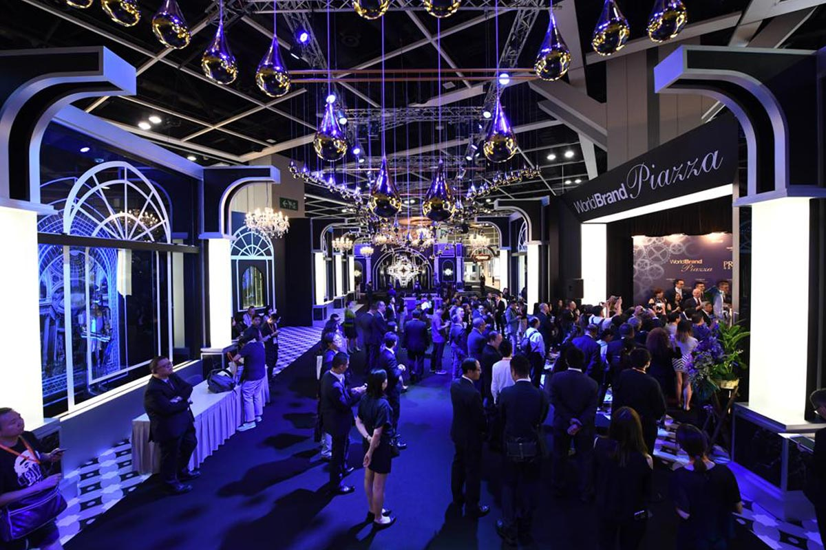 The Hong Kong Watch and Clock Fair will be housed in the Hong Kong Convention and Exhibition Centre in September
