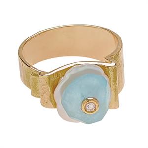 Misani gold ring
