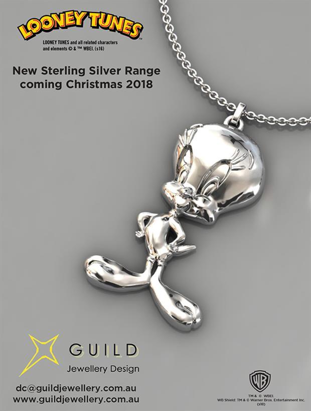 Guild Jewellery Design July Campaign